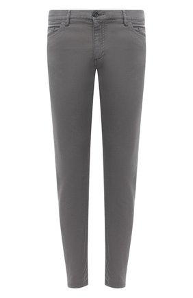 Мужские брюки PAUL&SHARK темно-серого цвета, арт. I20P4071/HS1   Фото 1