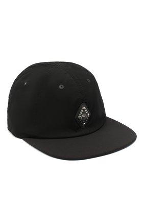 Мужской бейсболка A-COLD-WALL* черного цвета, арт. ACWUA043E | Фото 1