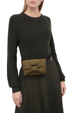 Женская поясная сумка  VIVETTA хаки цвета, арт. 20I V2M1/7231/6943   Фото 2