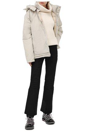 Утепленные брюки | Фото №2
