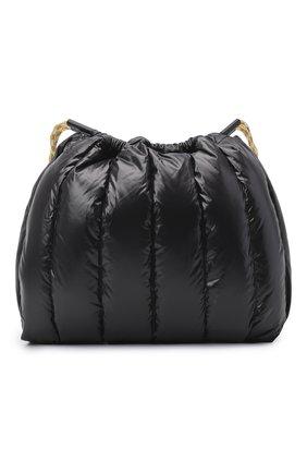 Женский рюкзак seashell MONCLER черного цвета, арт. F2-09B-5A501-10-02SK8 | Фото 1