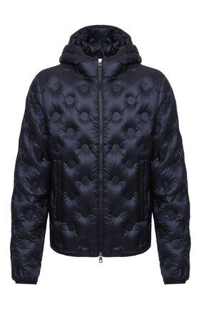 Женский пуховая куртка MONCLER GENIUS темно-синего цвета, арт. F2-09E-1A511-40-C0654   Фото 1