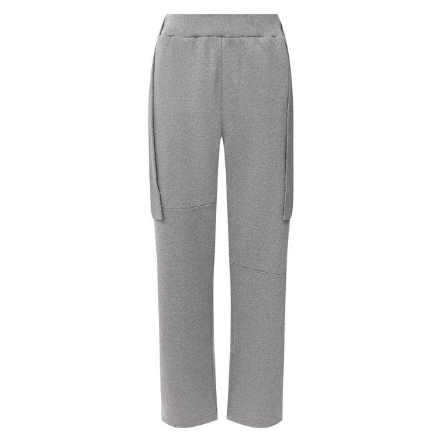 Хлопковые брюки Mm6