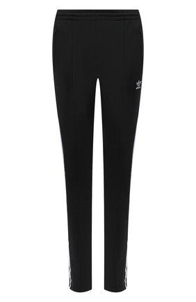 Женские брюки ADIDAS ORIGINALS черного цвета, арт. GD2361 | Фото 1