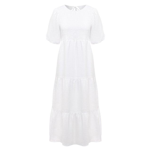 Льняное платье Faithfull the brand