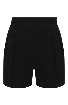 Женские шорты REDVALENTINO черного цвета, арт. UR0RFD80/2EU | Фото 1