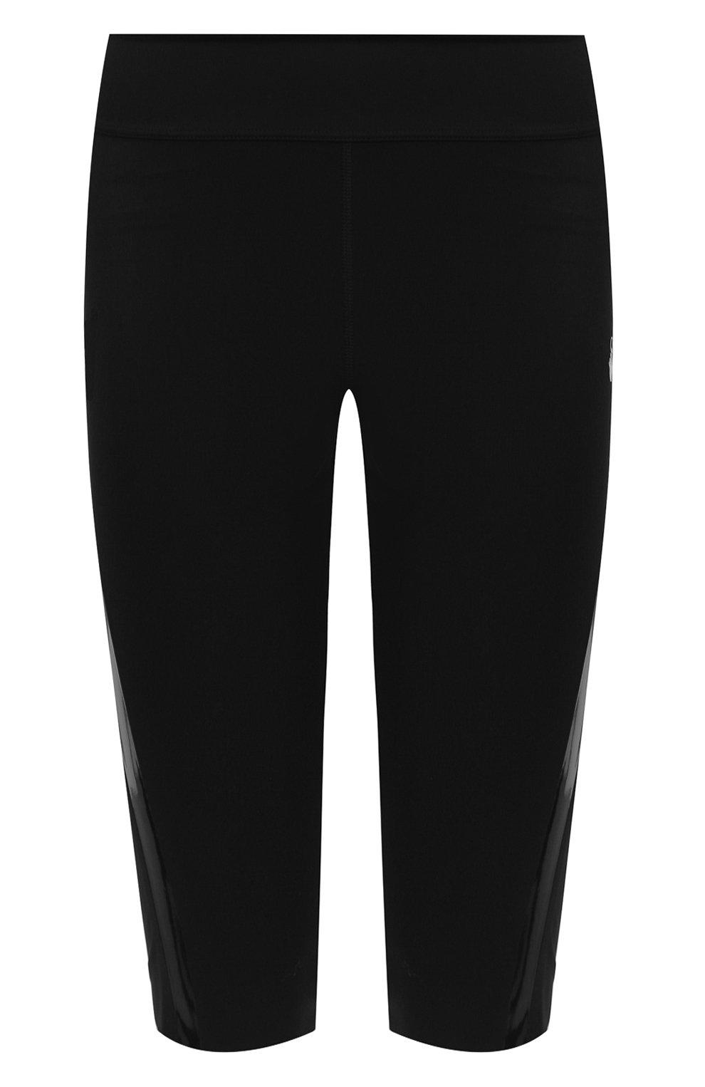 Женские шорты OFF-WHITE черного цвета, арт. 0WVH011E20JER0011001   Фото 1
