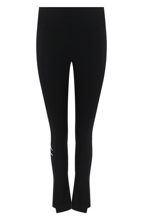 Женские брюки OFF-WHITE черного цвета, арт. 0WVG013E20JER0011001 | Фото 1