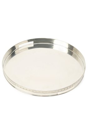 Мужского поднос RALPH LAUREN серебряного цвета, арт. 680663918001 | Фото 1