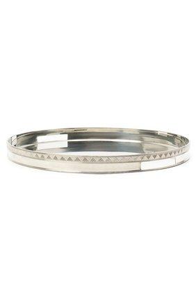Мужского поднос RALPH LAUREN серебряного цвета, арт. 680663918001 | Фото 2
