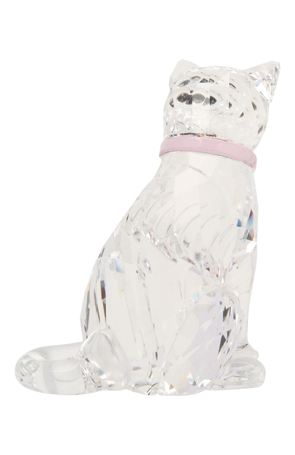 Мужского скульптура cat mother SWAROVSKI прозрачного цвета, арт. 5465836   Фото 2
