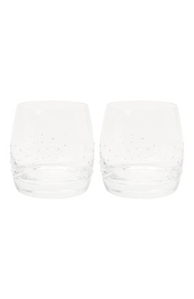 Мужского набор из двух стаканов SWAROVSKI прозрачного цвета, арт. 5527094 | Фото 1