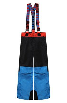 Детские утепленные брюки STELLA MCCARTNEY разноцветного цвета, арт. 601437/SPK37 | Фото 1