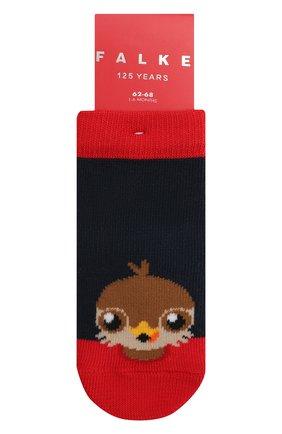Детские носки FALKE темно-синего цвета, арт. 12939. | Фото 1