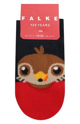 Детские носки FALKE синего цвета, арт. 12947. | Фото 1