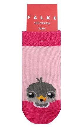 Детские носки FALKE розового цвета, арт. 12939. | Фото 1
