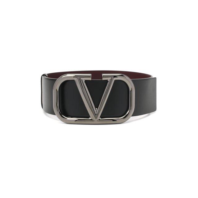 Кожаный ремень Valentino Garavani Valentino