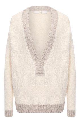 Женский пуловер TELA кремвого цвета, арт. B2 2393 07 T135 | Фото 1
