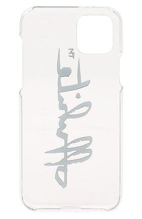 Мужской чехол для iphone 11 pro OFF-WHITE белого цвета, арт. 0WPA012E20PLA0117910 | Фото 2