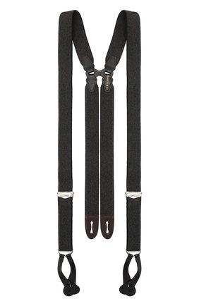 Мужские подтяжки RRL темно-серого цвета, арт. 417659302 | Фото 1
