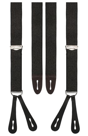Мужские подтяжки RRL темно-серого цвета, арт. 417659302 | Фото 2