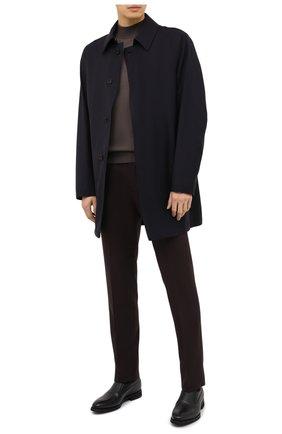 Мужские кожаные лоферы BARRETT черного цвета, арт. 192U089.4/CERV0 | Фото 2