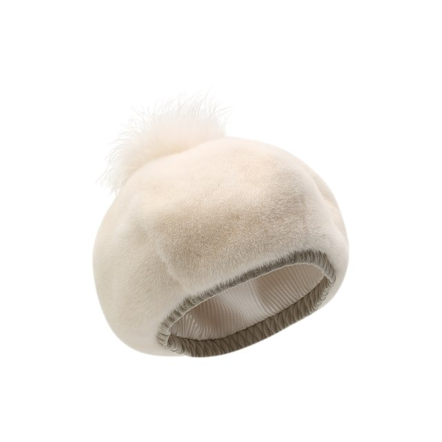 Берет из меха норки FurLand
