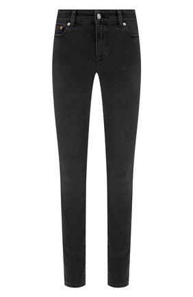 Женские джинсы MM6 темно-серого цвета, арт. S32LA0206/S30684 | Фото 1