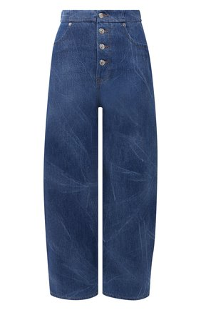 Женские джинсы MM6 синего цвета, арт. S32LA0226/S30460 | Фото 1