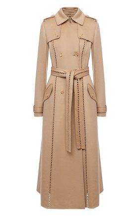Женское кашемировое пальто GABRIELA HEARST бежевого цвета, арт. 120600 C003 | Фото 1