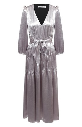 Женское платье PHILOSOPHY DI LORENZO SERAFINI серого цвета, арт. A0452/5719 | Фото 1