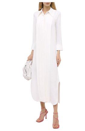 Женское платье KHAITE белого цвета, арт. 5152401/GABBY | Фото 2