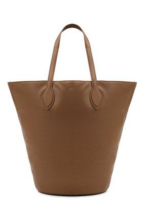Женский сумка-тоут the osa medium KHAITE светло-коричневого цвета, арт. H1001-735/0SA | Фото 1