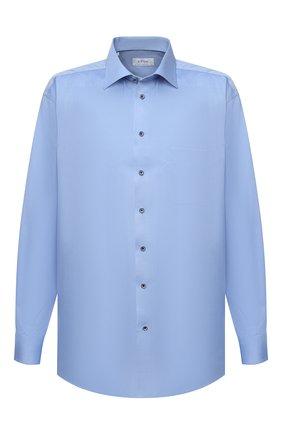 Мужская хлопковая сорочка ETON голубого цвета, арт. 1000 01391   Фото 1