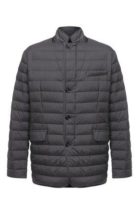 Мужская пуховая куртка zavyer-s3 MOORER темно-серого цвета, арт. ZAVYER-S3/A20M360REFL/60-68 | Фото 1 (Рукава: Длинные; Материал подклада: Синтетический материал; Длина (верхняя одежда): Короткие; Материал внешний: Синтетический материал; Мужское Кросс-КТ: Пуховик-верхняя одежда, Верхняя одежда, пуховик-короткий; Big sizes: Big Sizes; Стили: Кэжуэл; Кросс-КТ: Пуховик, Куртка)