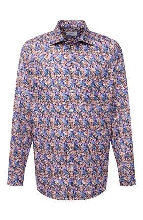 Мужская хлопковая рубашка ETON разноцветного цвета, арт. 1000 01750 | Фото 1