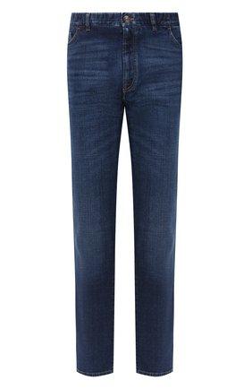 Мужские джинсы BRIONI синего цвета, арт. SPNJ0M/09D04/STELVI0 | Фото 1