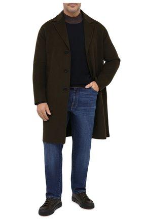 Мужские джинсы BRIONI синего цвета, арт. SPNJ0M/09D04/STELVI0 | Фото 2