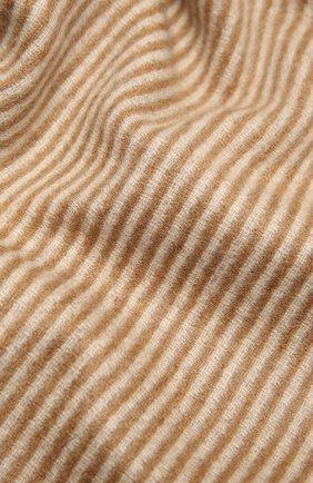 Мужской кашемировый шарф LORO PIANA бежевого цвета, арт. FAL2671 | Фото 2