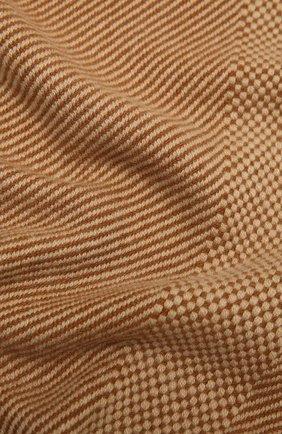 Мужской кашемировый шарф LORO PIANA бежевого цвета, арт. FAL2580 | Фото 2