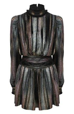 Женское платье из вискозы BALMAIN разноцветного цвета, арт. UF16306/J062 | Фото 1