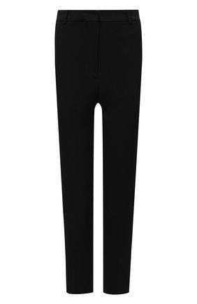 Женские брюки из вискозы ZUHAIR MURAD черного цвета, арт. TRP20316/CRCA007 | Фото 1