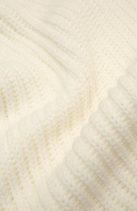 Мужские кашемировый шарф LORO PIANA белого цвета, арт. FAL4841 | Фото 2