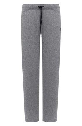 Мужские хлопковые брюки PAUL&SHARK серого цвета, арт. C0P1062/C00/3XL-6XL | Фото 1