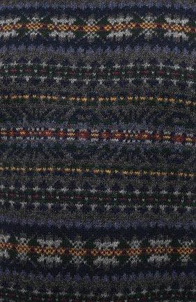 Мужской шерстяной свитер POLO RALPH LAUREN серого цвета, арт. 711814717/PRL BS   Фото 5 (Big sizes: Big Sizes; Материал внешний: Шерсть; Рукава: Длинные; Длина (для топов): Стандартные; Стили: Кэжуэл)