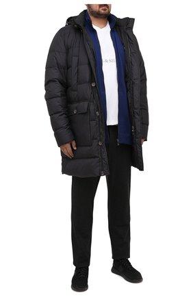 Мужские брюки MARCO PESCAROLO темно-серого цвета, арт. CARACCI0L0/4299 | Фото 2