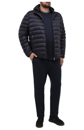 Мужские брюки MARCO PESCAROLO темно-синего цвета, арт. CARACCI0L0/4299 | Фото 2