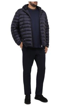 Мужские джинсы MARCO PESCAROLO темно-синего цвета, арт. CARACCI0L0/42J15 | Фото 2