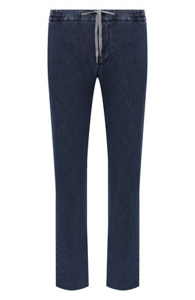 Мужские джинсы MARCO PESCAROLO синего цвета, арт. CARACCI0L0/42J18 | Фото 1