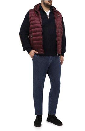 Мужские джинсы MARCO PESCAROLO синего цвета, арт. CARACCI0L0/42J18 | Фото 2